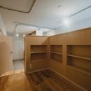 わたしの秘密基地の写真 室内小屋