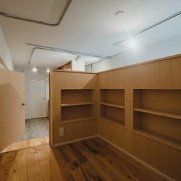 室内小屋 (わたしの秘密基地)