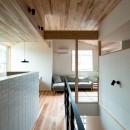 建築家とつくる自然素材の家の写真 LDK