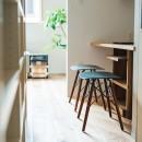 建築家とつくる自然素材の家の写真 フリースペース