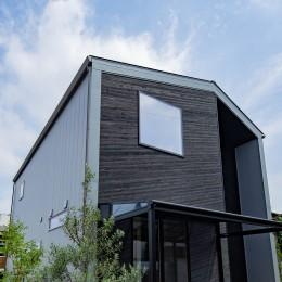 建築家とつくる自然素材の家 (外観)