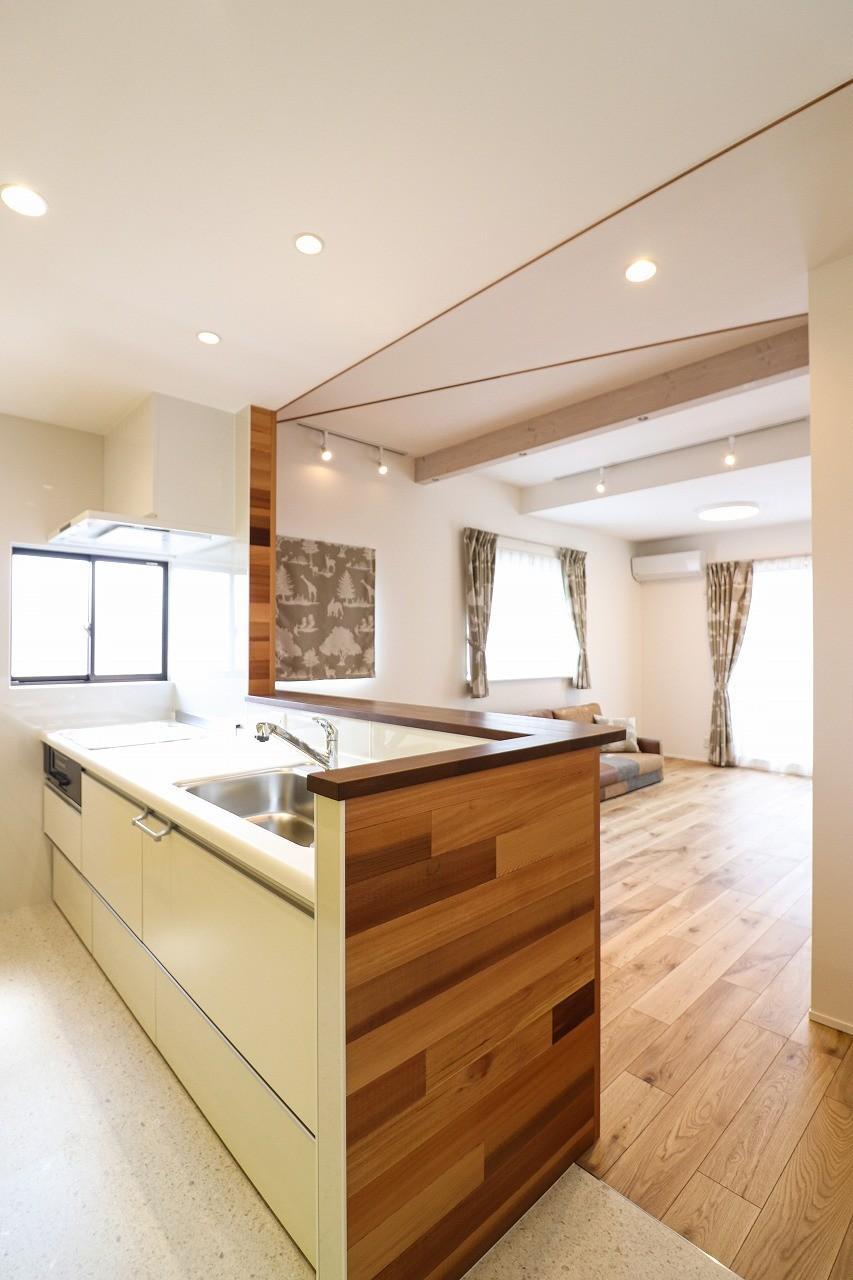 キッチン事例:キッチン(S様邸~戸建てリノベーション~)