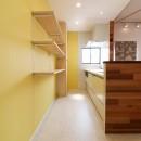S様邸~戸建てリノベーション~の写真 キッチン