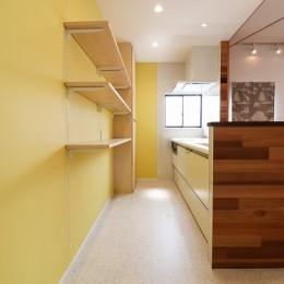 キッチン (S様邸~戸建てリノベーション~)