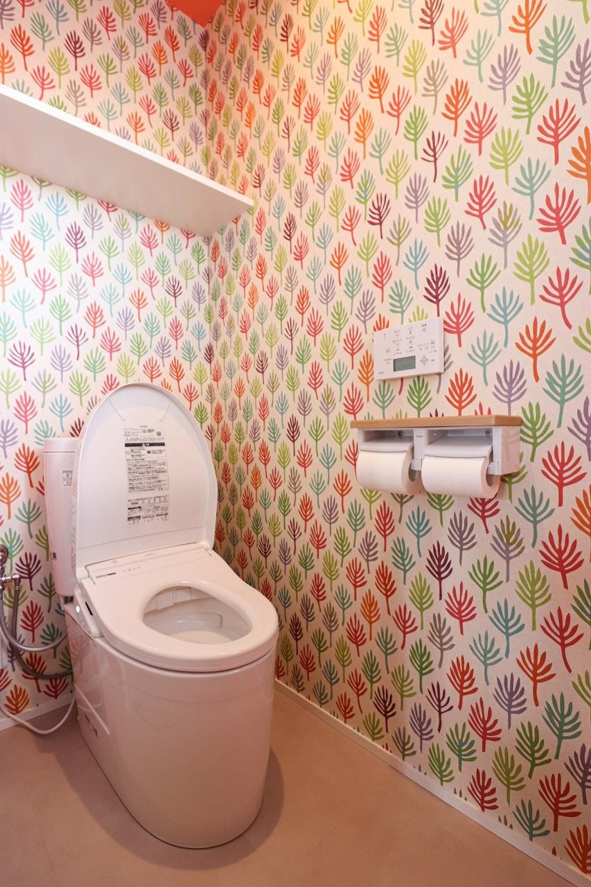バス/トイレ事例:トイレ(S様邸~戸建てリノベーション~)
