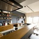 オトコマエイズムの写真 キッチン