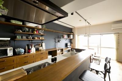 キッチン (オトコマエイズム)