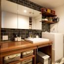 オトコマエイズムの写真 洗面室