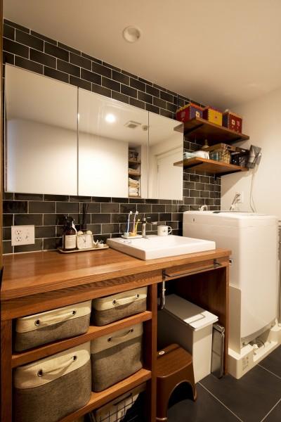洗面室 (オトコマエイズム)