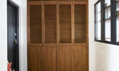 オトコマエイズム (玄関)