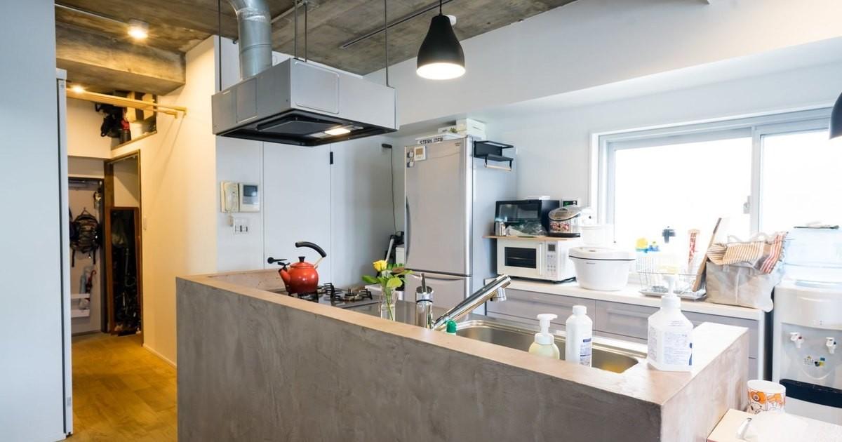キッチン事例:「キッチン」家族が集う多目的に活用できるLDK(家族が集う多目的に活用できるLDK)