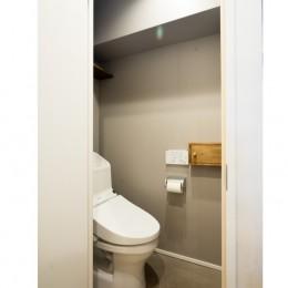 家族が集う多目的に活用できるLDK (「トイレ」家族が集う多目的に活用できるLDK)