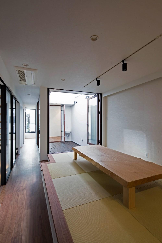 一之江の家 (タタミダイニング)