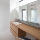 一之江の家の写真 洗面室