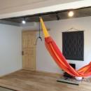 畳の小上がりのある暮らしの写真 リビングスペース