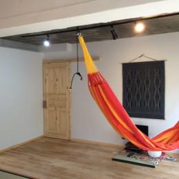 畳の小上がりのある暮らし