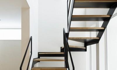 春日の家 (階段)