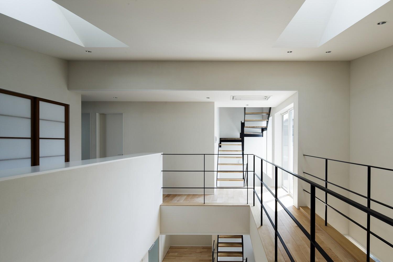 その他事例:渡り廊下(春日の家)