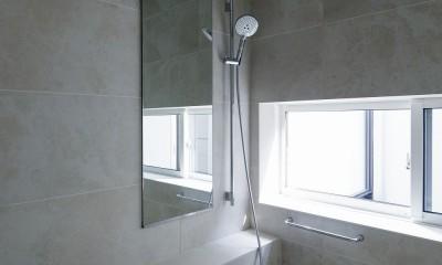 春日の家 (浴室)