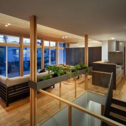 早宮の家 (2階LDK(夜景))