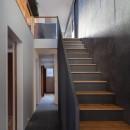 早宮の家の写真 吹き抜け階段