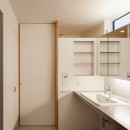 早宮の家の写真 洗面室