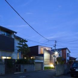 宮前平の家 (外観6)
