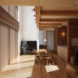 宮前平の家 (内観5)