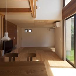 宮前平の家 (内観10)