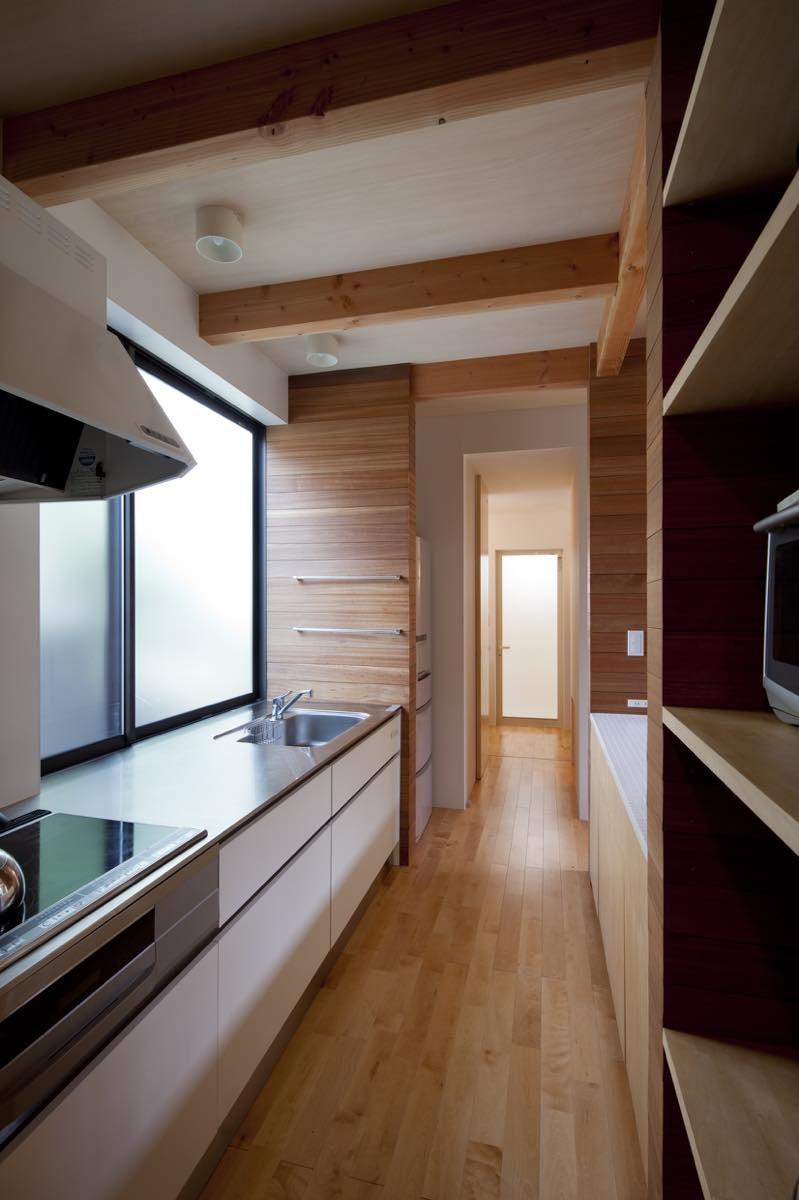 キッチン事例:内観25(宮前平の家)