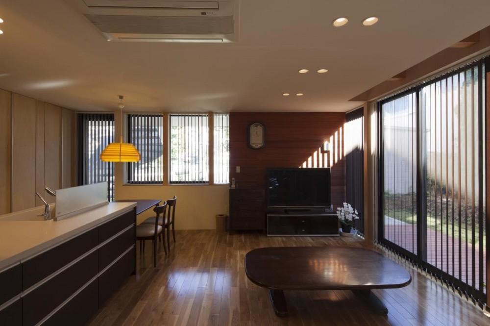 上大岡の長屋 (内観6)