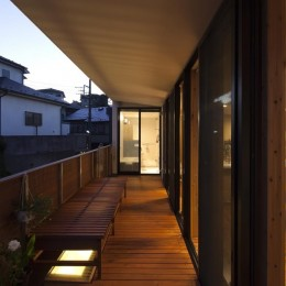 上大岡の長屋 (内観29)