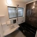 木のぬくもりのある暮らしの写真 浴室