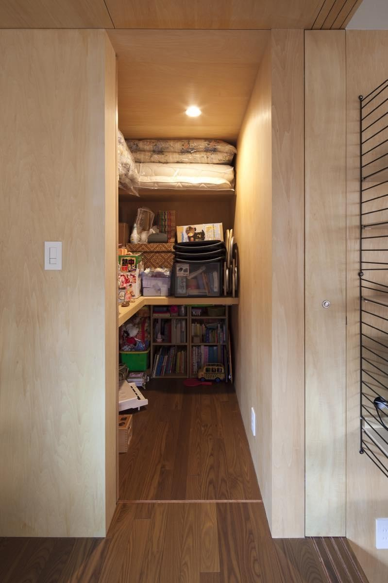 収納事例:内観23(美しが丘西の家・T邸)