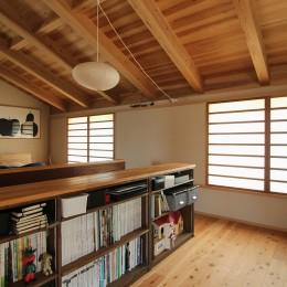 小さな家の、大きな暮らし (2階)