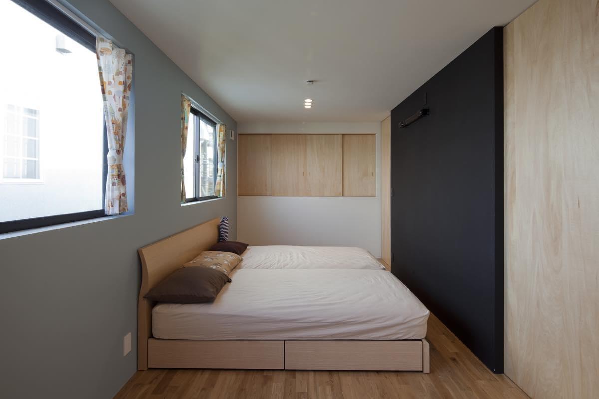 ベッドルーム事例:内観28(美しが丘西の家・T邸)