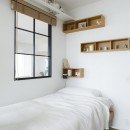 ゆい-家族がポジティブに暮らすためのバリアフリー。将来に備えてリノベーションの写真 ご長女様の寝室