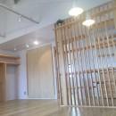 Eマンション~ハンモックのある暮らし~の写真 ダイニングスペース