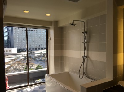 ホテルライクな暮らし (バスルーム)