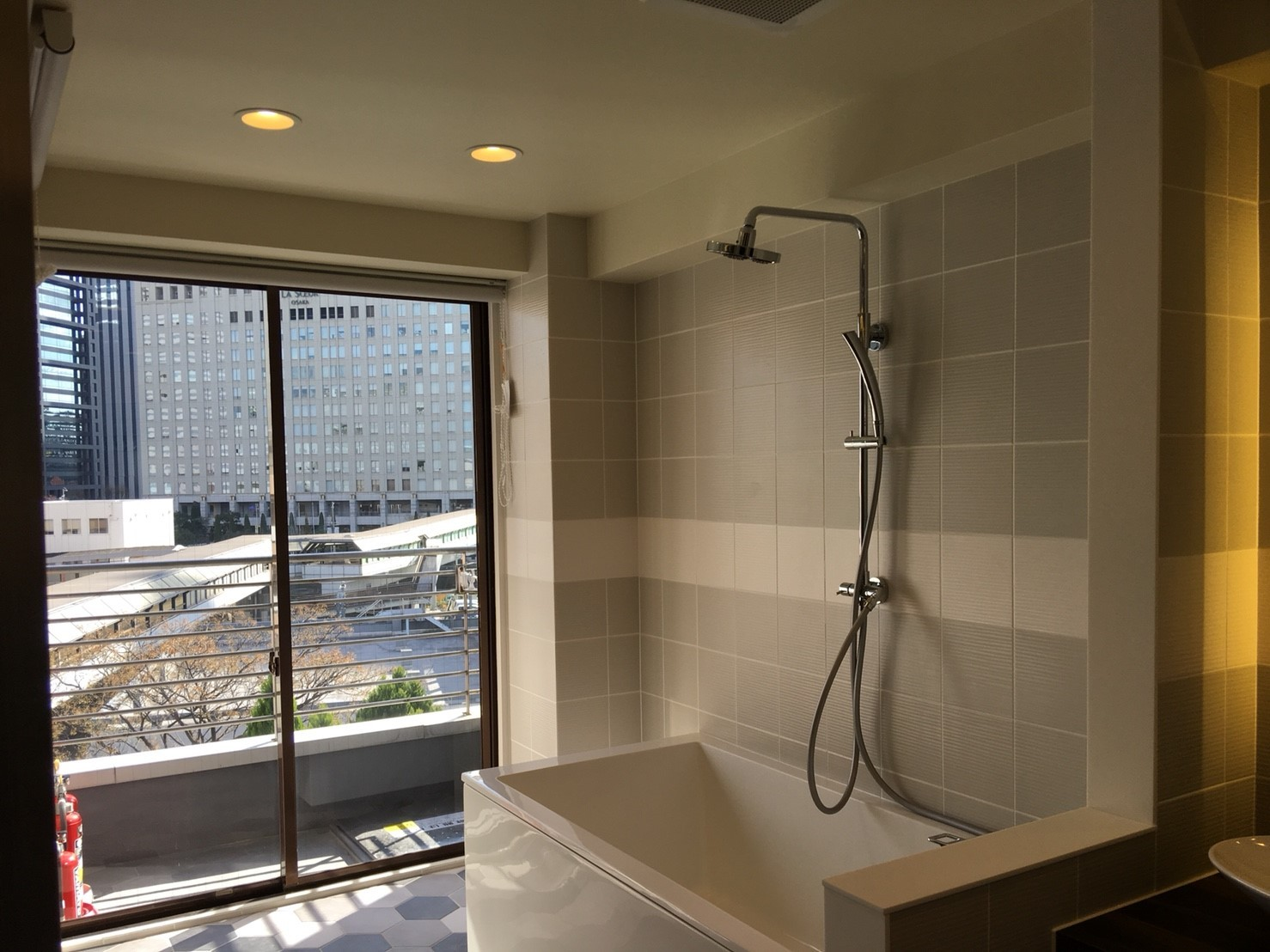 バス/トイレ事例:バスルーム(ホテルライクな暮らし)
