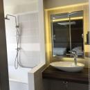 ホテルライクな暮らしの写真 洗面スペース
