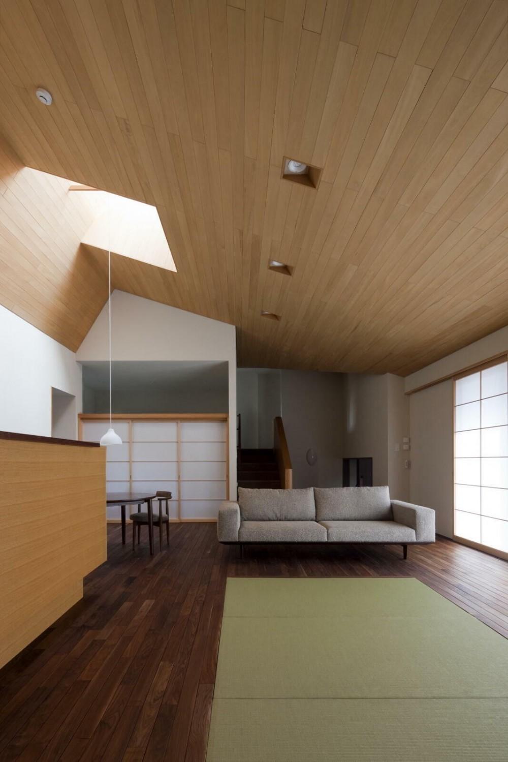 九条の家 (居間3)