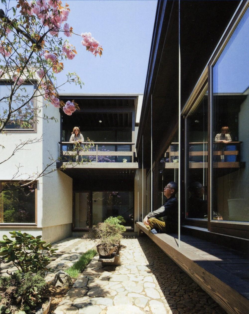 美香保の家 (庭1)