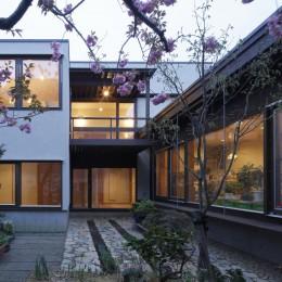 美香保の家 (庭3)