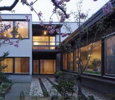 庭3 (美香保の家)