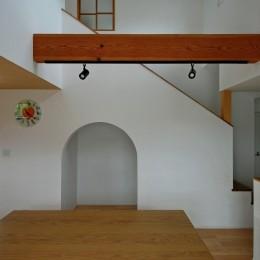 つなぐ家 (LDK1)