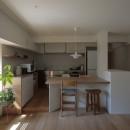 都島のマンションリフォーム2の写真 LDK
