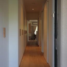 都島のマンションリフォーム2 (玄関)