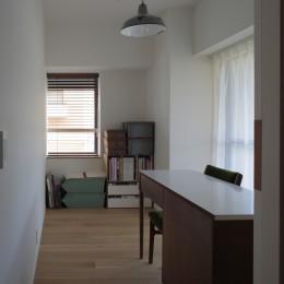 都島のマンションリフォーム2 (居室)