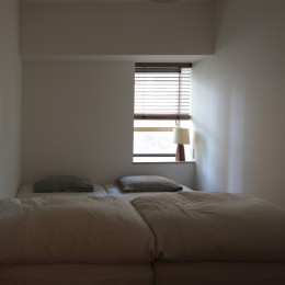 都島のマンションリフォーム2 (寝室)